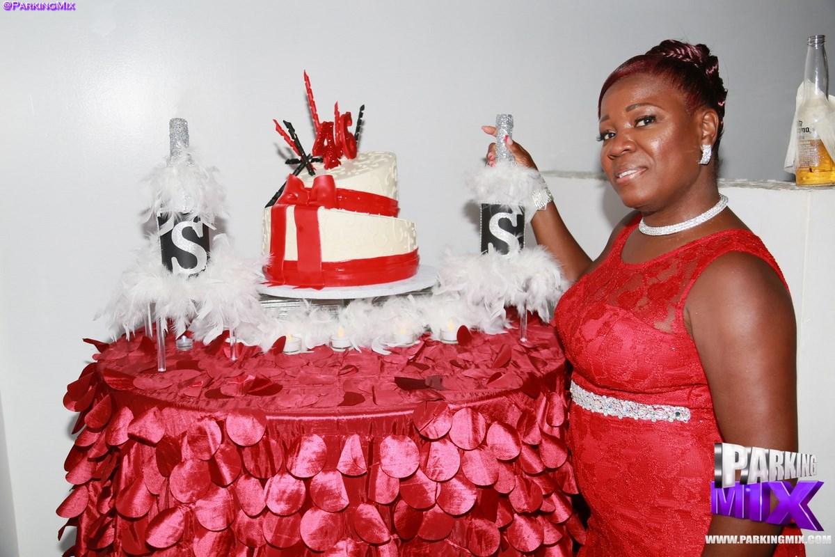 Photo of Sandra's appreciation & Birthday Party