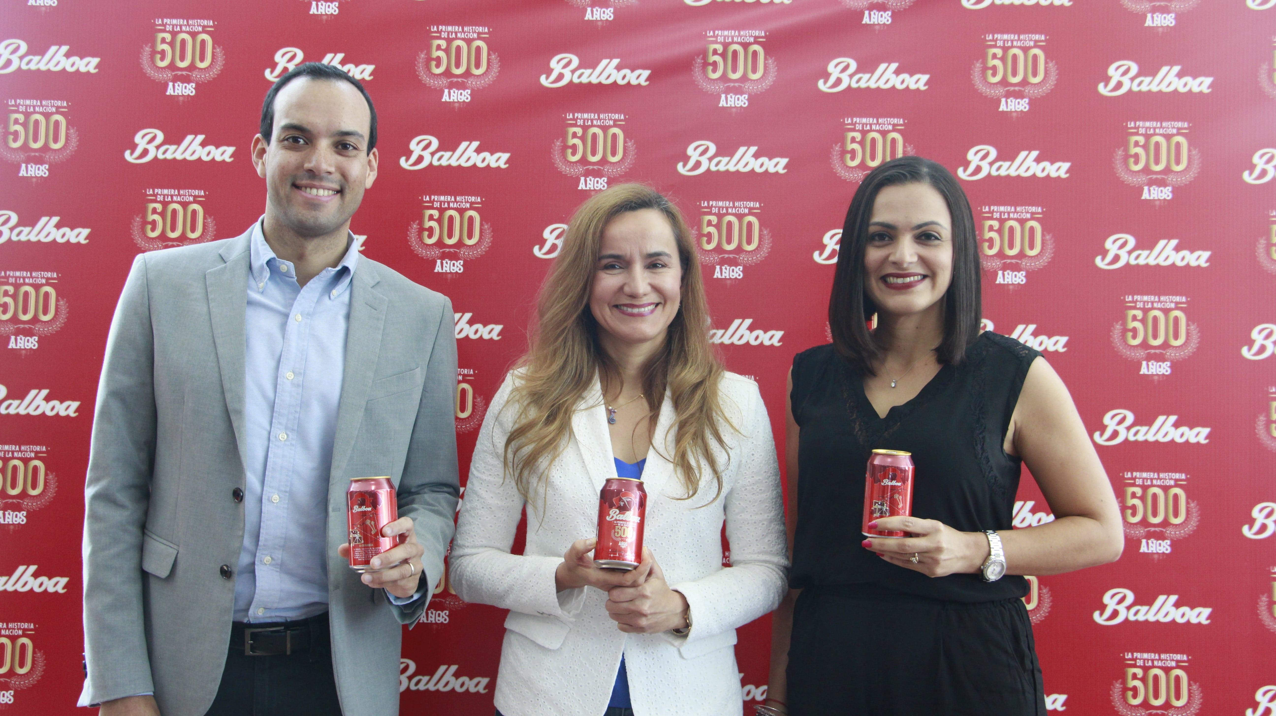 Photo of Presentación de la nueva campaña de Cerveza Balboa