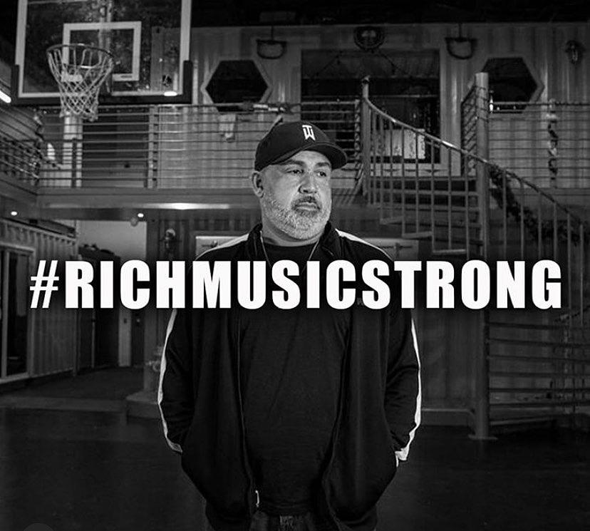 Photo of Rich Mendez dueño de Rich Music