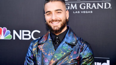 Photo of Maluma compartió su número de teléfono por Instagram
