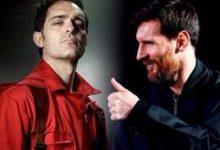 Photo of Qué personaje interpretaría Lionel Messi en la Casa de Papel