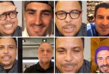 Photo of Reencuentro virtual entre los Galácticos del Real Madrid: Ronaldo, Beckham, Figo, Roberto Carlos y Casillas